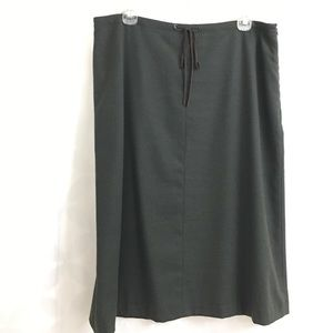 Banana Republic Midi Skirt