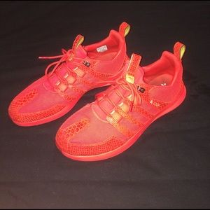 Adidas Other - Adidas SL Loop Red Reptile