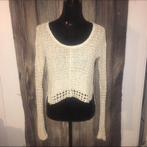 Free People Sweaters - Small free People crop top sweater