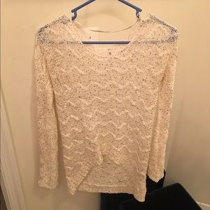 zinga Sweaters - Sparkly Sweater