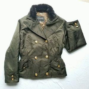 Versus By Versace Jackets & Blazers - Versace coat