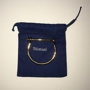 Miansai Jewelry - Miansai screw cuff
