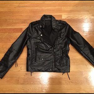 Blank NYC Jackets & Blazers - Blank NYC vegan leather jacket