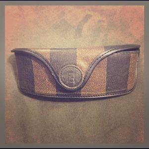 Fendi Accessories - 🔸VINTAGE🔸 FENDI Sunglasses Case