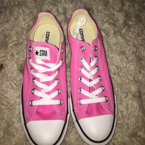Chuck Taylor all star pink converse