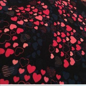 LuLaRoe Pants - TC Valentine's Lularoe leggings