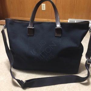 Louis Vuitton Handbags - Authentic Louis Vuitton Nylon Shoulder Tote Bag