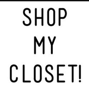 Other - Shop My Closet!!