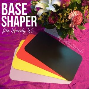 Accessories - Base Shaper fits Speedy 25