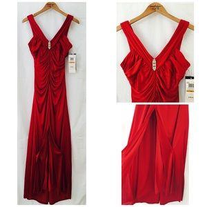 Morgan & Co. Dresses & Skirts - Stunning Morgan and Co. Dress! NWT!💋👗