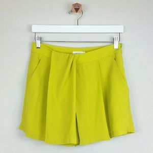 A.L.C. Pants - ♡HP♡ A.L.C. draped pleated mini shorts