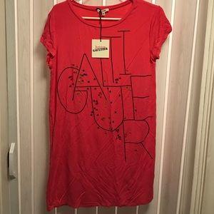 Junior Gaultier Dresses & Skirts - NWT T shirt dress