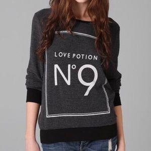 Wildfox Tops - WILDFOX 'Love Potion No. 9' Pullover