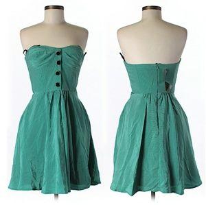 Corey Lynn Calter Sweetheart Dress