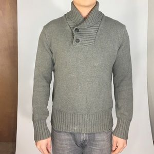 Polo by Ralph Lauren Other - Polo Ralph Lauren - Shawl Knit Sweater
