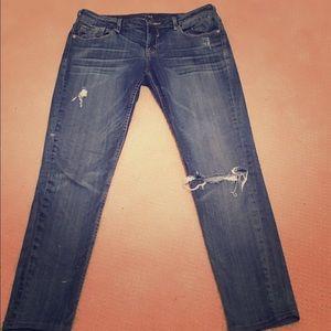 Vigoss Denim - VIGOSS skinny jeans distressed 💕