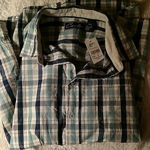 Cactus Other - NWT Mens Button up shirt