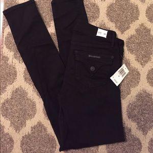 "Hudson Jeans Denim - NWT HUDSON JEANS ""Collin"" BLACK"