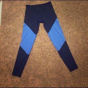 Onzie Pants - Onzie color block leggings