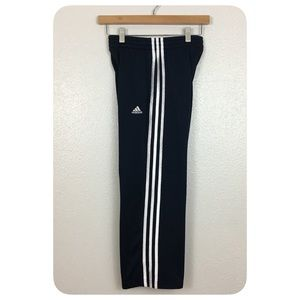 Kid's Adidas Navy Sweatpants