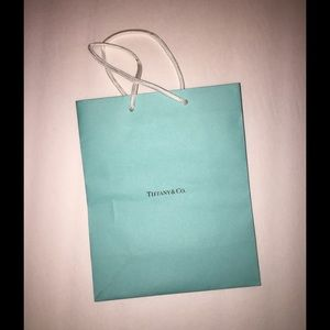 Tiffany & Co. Accessories - Tiffany & co shopping bag