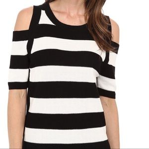 Two by Vince Camuto Sweaters - Vince Camuto Cold Shoulder Sweater