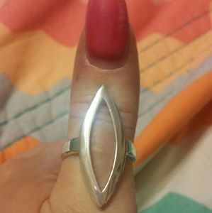Kay Jewelers Jewelry - 🌺🌸Sterling silver ring🌸🌺