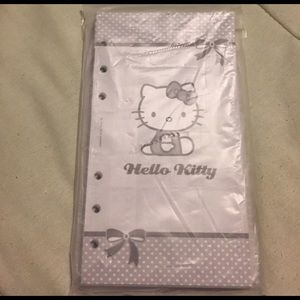 Sanrio Hello Kitty Planner refill