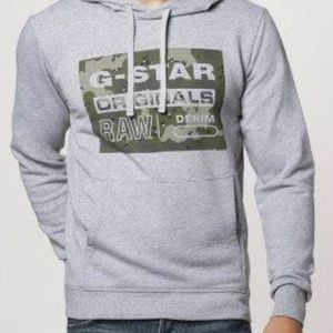 G-Star Other - Men's G-STAR RAW Gray Hoodie