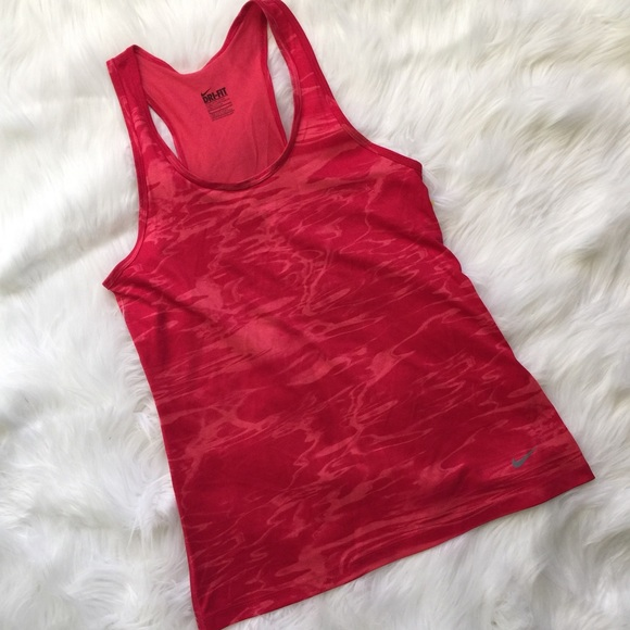 Nike AOP Legend Dri-fit Tank Top Women s Small EUC de6890b8a15