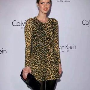 Rodarte Dresses & Skirts - Rodarte for Target Leopard Dress  Bow Back Sz 13