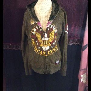 Affliction Jackets & Blazers - Affliction NWOT bundle price $ 50
