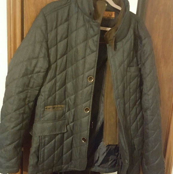 Enzo Tovare Italy Jackets Coats Enzo Nolan Jacket With Elbow