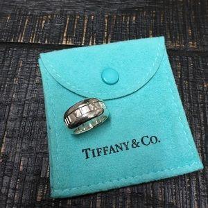 Tiffany & Co. Jewelry - ✨1 day sale✨Tiffany & Co. Atlas ring
