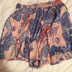 Express shorts. Size Xs.