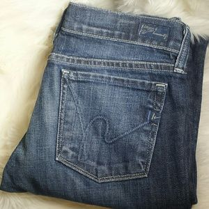 Citizens of Humanity Denim - Citizens of Humanity Bootcut Kelly Stretch Size 26
