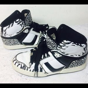 Osiris Shoes - OSIRIS HIGH TOP ATHLETIC SNEAKERS SIZE 8.5