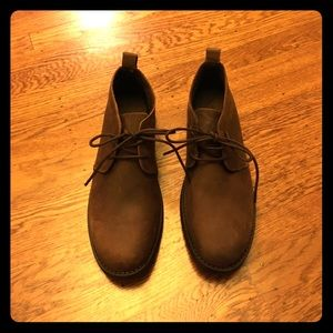 Merona Other - 🔥Men's chukka brown shoes, size 9.5🔥