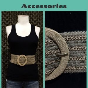 """Anthropologie Accessories - Anthro """"All Hours Belt"""""""