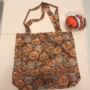 Disney Handbags - Nemo tsum tsum eco bag