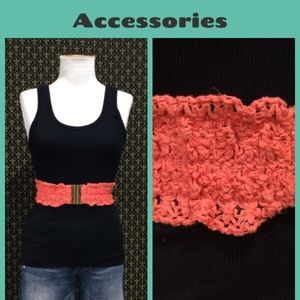 """Anthropologie Accessories - NWTs Anthro """"Lacy Corset Belt"""""""