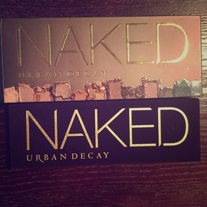 Urban Decay Other - NAKED Urban Decay Authentic Eyeshadow Palette