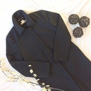J. Crew Jackets & Blazers - J. Crew Classic Wool Coat with Thinsulate
