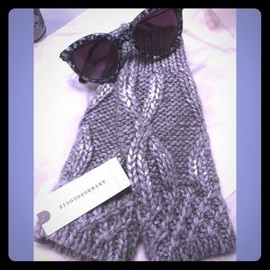 Anthropologie Accessories - 🌟Anthropologie🌟 NEW with tags fingerless gloves.
