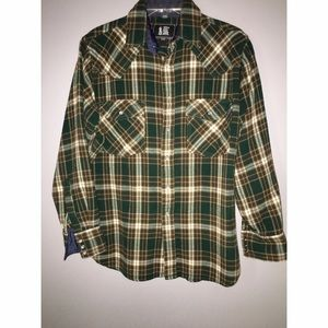 Other - Rock Creek Ranch Lined Flannel SZ Medium