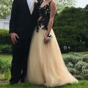 Size 4 Prom dress.
