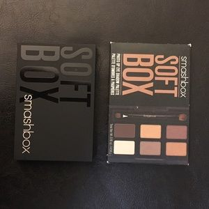 Smashbox Other - Smashbox soft box palette