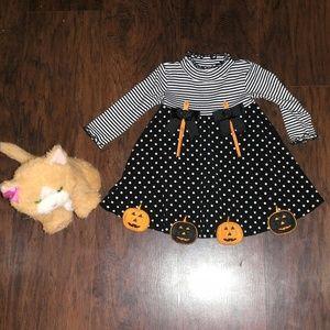 Bonnie Jean Other - Pumpkin dress