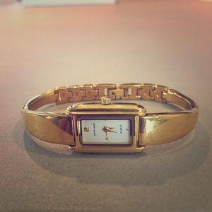 Pierre Cardin Accessories - Pierre Cardin Vintage Gold Watch