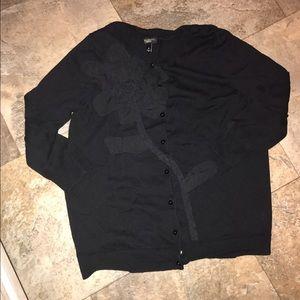 Talbots cardigan sweater size medium EUC
